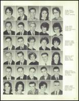 1964 Paris High School Yearbook Page 32 & 33