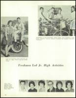 1964 Paris High School Yearbook Page 36 & 37
