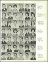 1964 Paris High School Yearbook Page 38 & 39