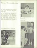 1964 Paris High School Yearbook Page 44 & 45