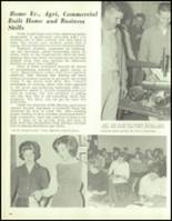 1964 Paris High School Yearbook Page 50 & 51