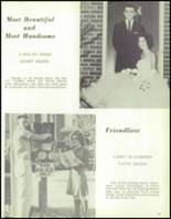 1964 Paris High School Yearbook Page 60 & 61