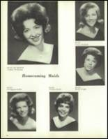 1964 Paris High School Yearbook Page 62 & 63