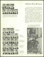 1964 Paris High School Yearbook Page 68 & 69