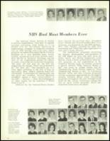 1964 Paris High School Yearbook Page 70 & 71