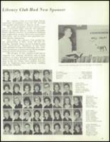 1964 Paris High School Yearbook Page 72 & 73