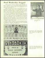 1964 Paris High School Yearbook Page 80 & 81