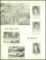 1964 Paris High School Yearbook Page 102 & 103