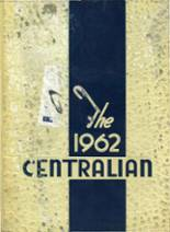 1962 Yearbook Central High School