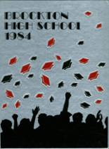 1984 Yearbook Brockton High School