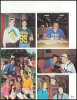 1993 Carmel High School Yearbook Page 14 & 15