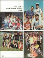 1993 Carmel High School Yearbook Page 16 & 17