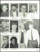 1993 Carmel High School Yearbook Page 24 & 25