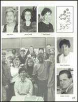 1993 Carmel High School Yearbook Page 30 & 31