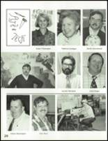 1993 Carmel High School Yearbook Page 32 & 33