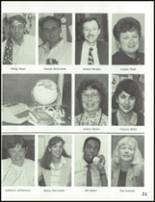 1993 Carmel High School Yearbook Page 34 & 35