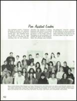 1993 Carmel High School Yearbook Page 46 & 47