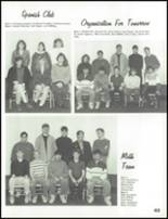 1993 Carmel High School Yearbook Page 52 & 53