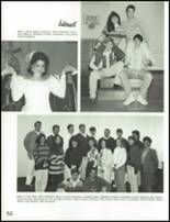 1993 Carmel High School Yearbook Page 56 & 57