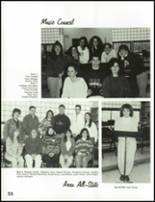 1993 Carmel High School Yearbook Page 58 & 59