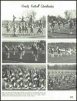 1993 Carmel High School Yearbook Page 68 & 69