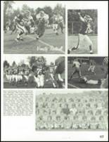 1993 Carmel High School Yearbook Page 70 & 71