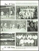 1993 Carmel High School Yearbook Page 74 & 75