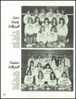1993 Carmel High School Yearbook Page 78 & 79