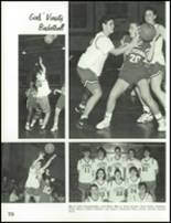1993 Carmel High School Yearbook Page 82 & 83