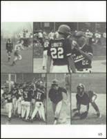 1993 Carmel High School Yearbook Page 96 & 97