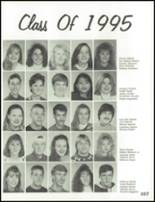 1993 Carmel High School Yearbook Page 110 & 111