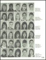 1993 Carmel High School Yearbook Page 118 & 119