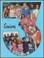 1993 Carmel High School Yearbook Page 134 & 135