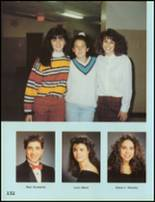 1993 Carmel High School Yearbook Page 136 & 137