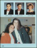 1993 Carmel High School Yearbook Page 142 & 143