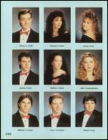 1993 Carmel High School Yearbook Page 144 & 145