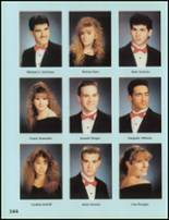 1993 Carmel High School Yearbook Page 148 & 149