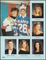 1993 Carmel High School Yearbook Page 152 & 153