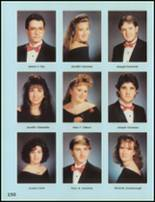 1993 Carmel High School Yearbook Page 154 & 155