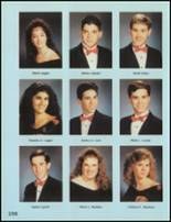1993 Carmel High School Yearbook Page 160 & 161