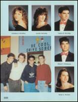 1993 Carmel High School Yearbook Page 164 & 165
