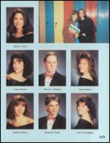 1993 Carmel High School Yearbook Page 166 & 167