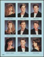 1993 Carmel High School Yearbook Page 174 & 175