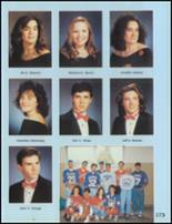 1993 Carmel High School Yearbook Page 176 & 177