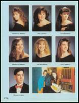 1993 Carmel High School Yearbook Page 180 & 181