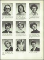 1978 Ledyard High School Yearbook Page 32 & 33