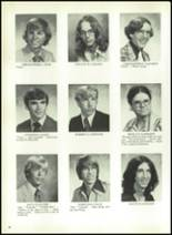 1978 Ledyard High School Yearbook Page 42 & 43