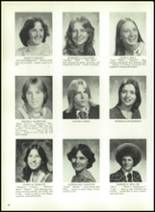 1978 Ledyard High School Yearbook Page 44 & 45
