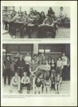 1978 Ledyard High School Yearbook Page 82 & 83