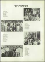1978 Ledyard High School Yearbook Page 84 & 85